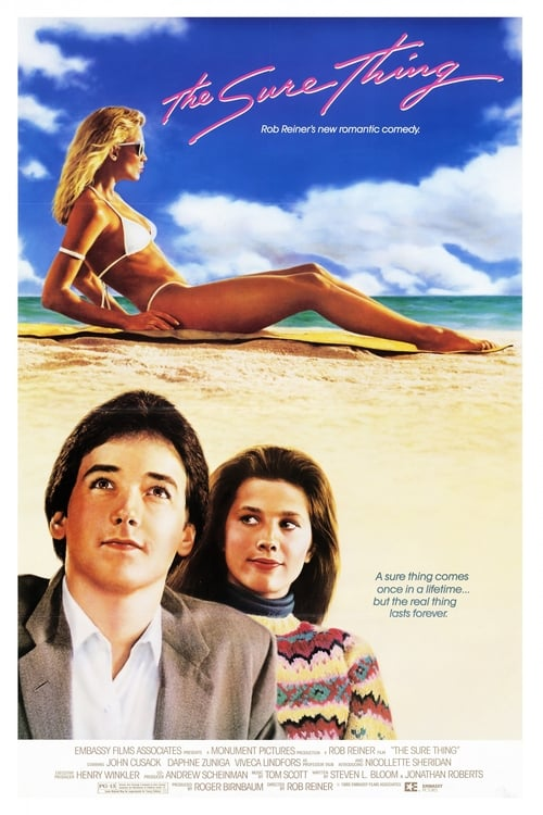 Download The Sure Thing (1985) Movie Free Online