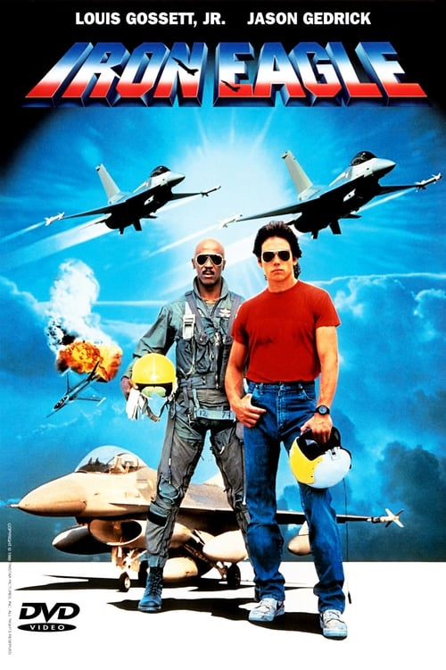 Largescale poster for Iron Eagle