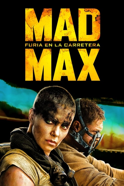Mad Max: Fury Road pelicula completa