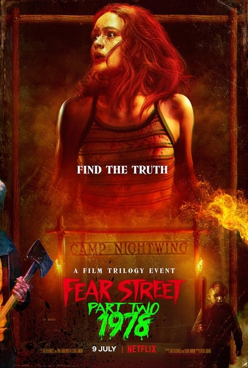 Fear Street Part Two: 1978 - Poster