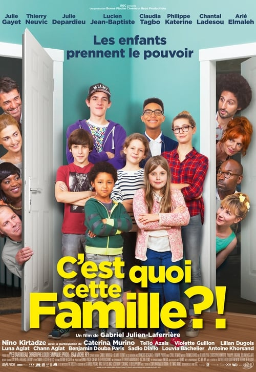 Mira La Película C'est quoi cette famille ?! En Español