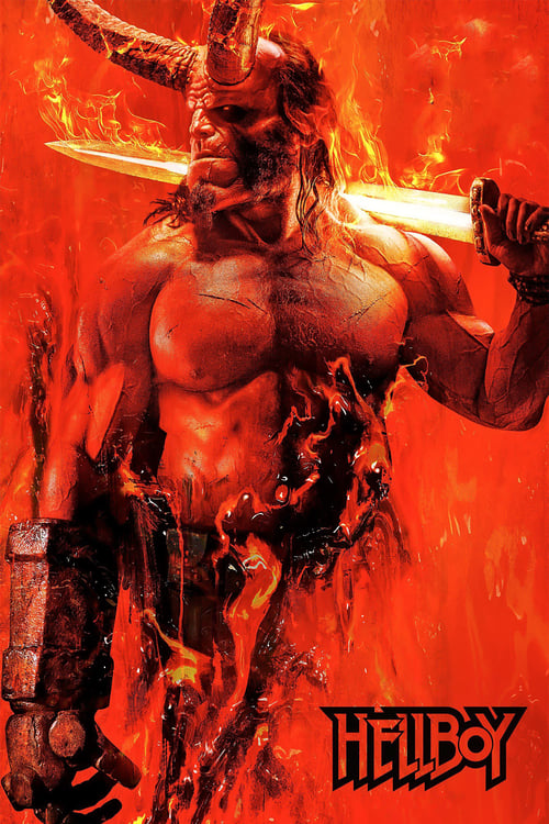 Regarder! Hellboy Film Streaming (2019) Complet VF