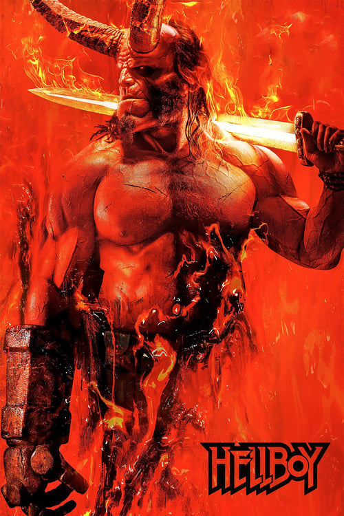 Voir Hellboy Film Streaming Gratuit