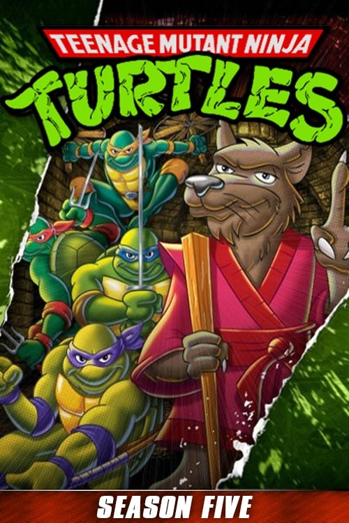 Teenage Mutant Ninja Turtles - Season 5