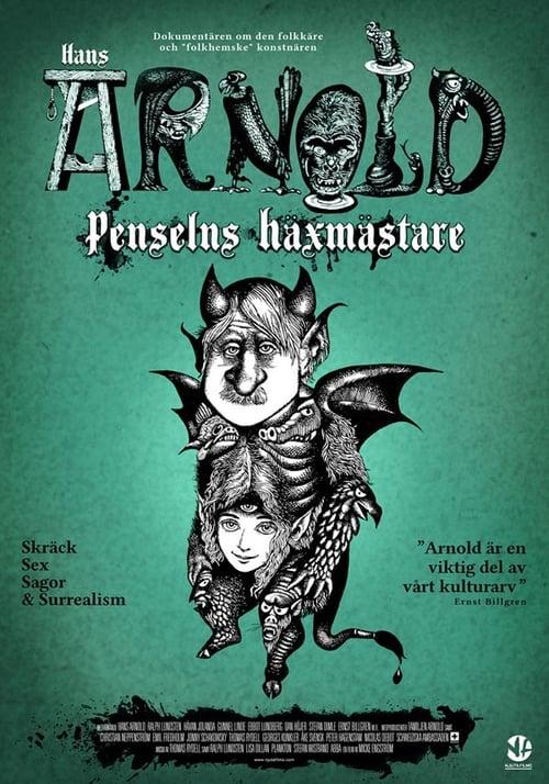 Hans Arnold – Penselns Häxmästare