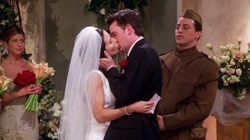 Aquele com o casamento de Chandler e Monica: Parte 2
