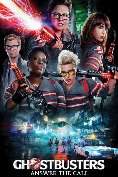 Watch Ghostbusters (2016) Full Movie
