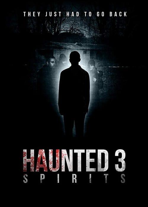 Película Haunted 3: Spirits En Línea