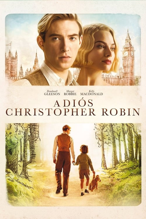 Película Adiós Christopher Robin Con Subtítulos En Línea