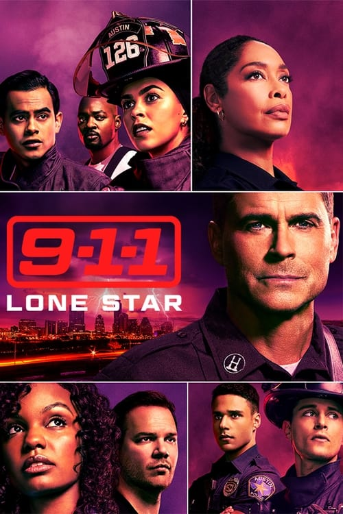 9-1-1: Lone Star Poster