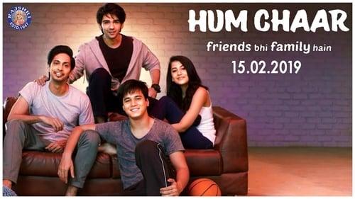 Hum Chaar (2019) DVDScr Full Movie Watch Online Hindi Full Length Film