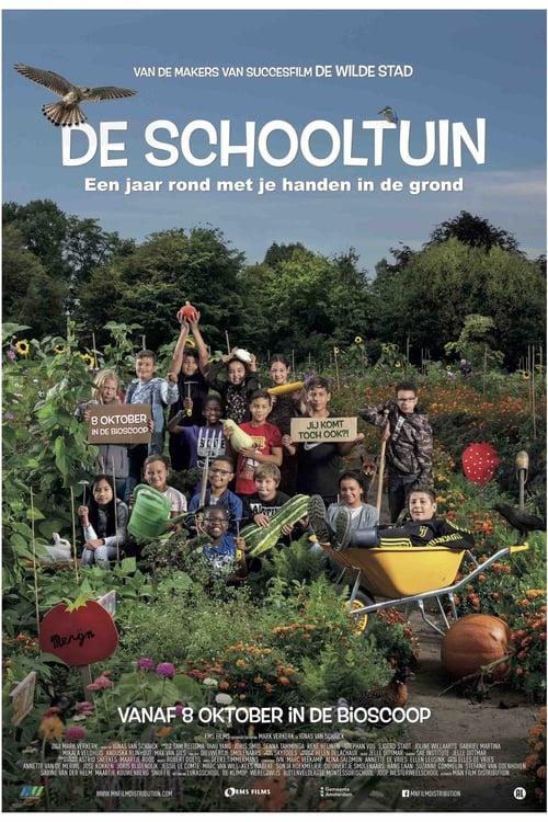 De schooltuin