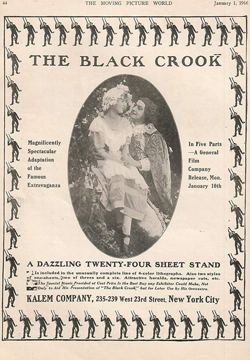 The Black Crook (1916)