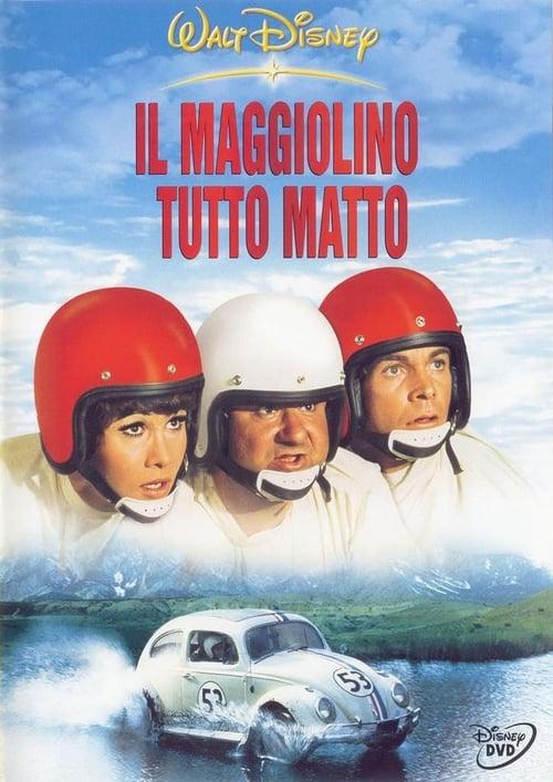 Un maggiolino tutto matto (1968)