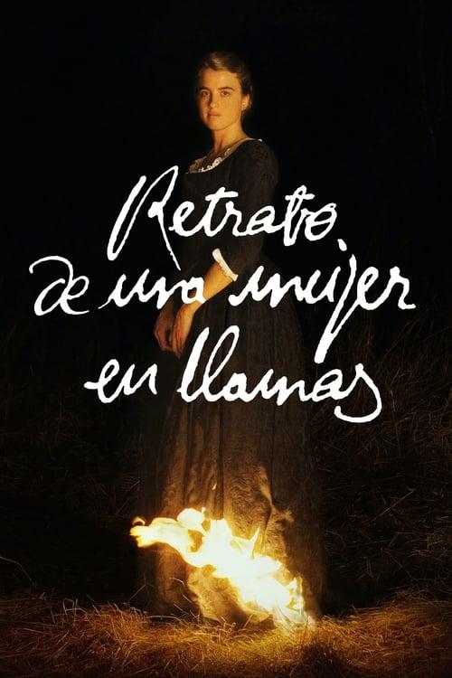 Ver Retrato de una mujer en llamas (2020) Online