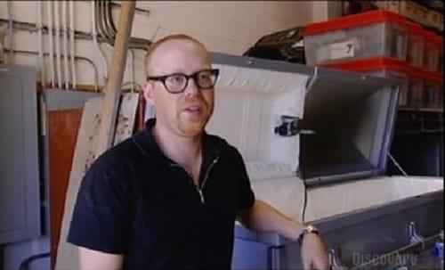 MythBusters: Season 2003 – Épisode Buried Alive