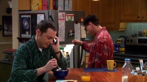 The Big Bang Theory - Season 4 - Episode 15: The Benefactor Factor