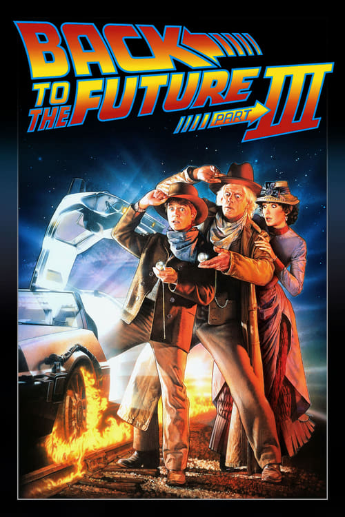 Largescale poster for Back to the Future Part III