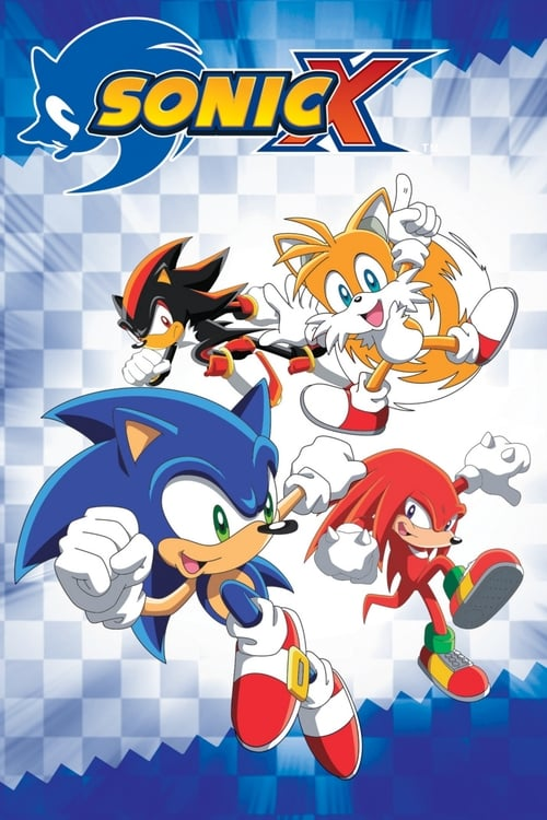 Sonic X - Poster