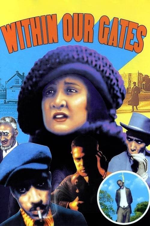 Within Our Gates (1920) Poster