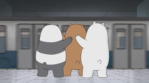 We Bare Bears 2017 Amazon Prime: Season 3 – Episode Subway