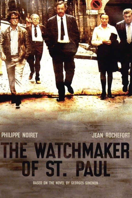 The Watchmaker of St. Paul (1974)