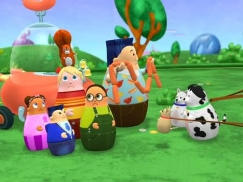 Higglytown Heroes: Season 1 – Episod Smells Like a Mystery / Ship Ahoy!