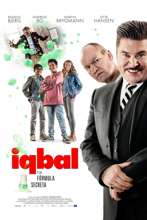Imagen Iqbal y la fórmula secreta