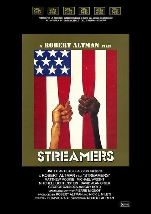 Regarder Le Film Streamers Avec Sous-Titres En Ligne