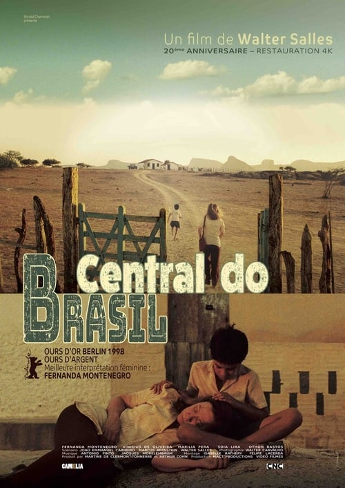 Regarder Central do Brasil (1998) Streaming HD FR