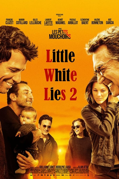 Little White Lies 2 poster