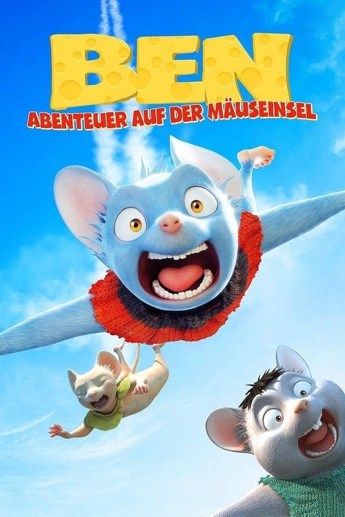 Poster von Ben - Abenteuer auf der Mäuseinsel