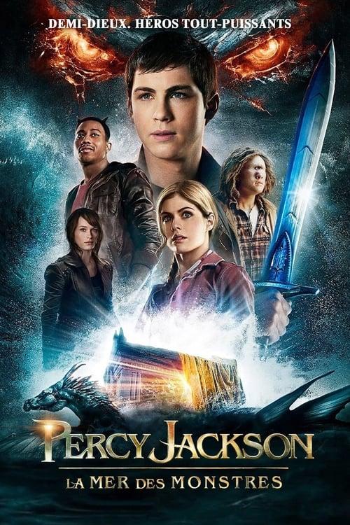 Percy Jackson – La mer des monstres