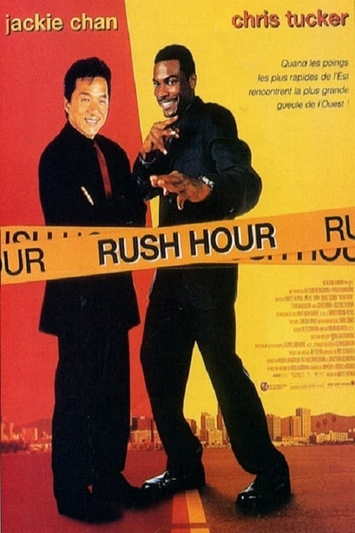 [VF] Rush Hour (1998) Streaming HD FR