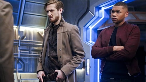 DC's Legends of Tomorrow - Season 1 - Episode 7: marooned