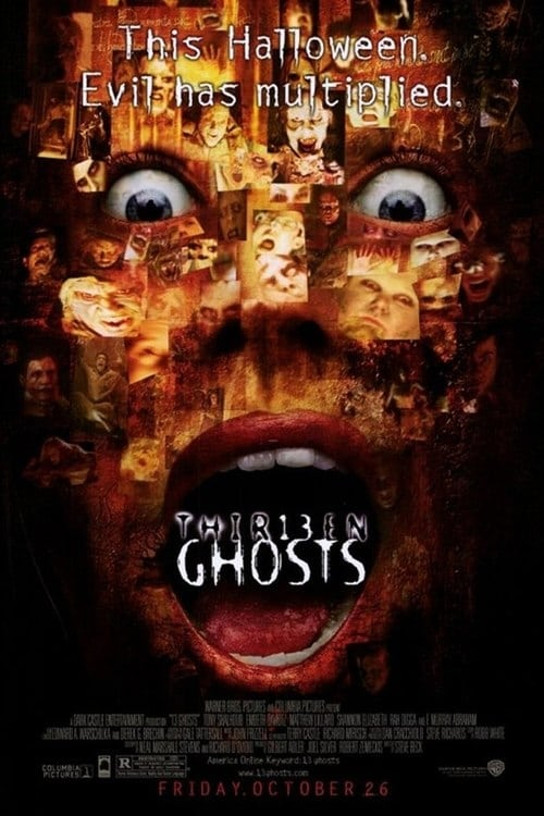 Streaming Thir13en Ghosts (2001) Movie Free Online
