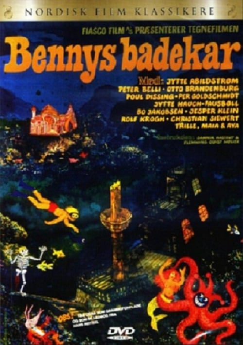 Bennys badekar Online