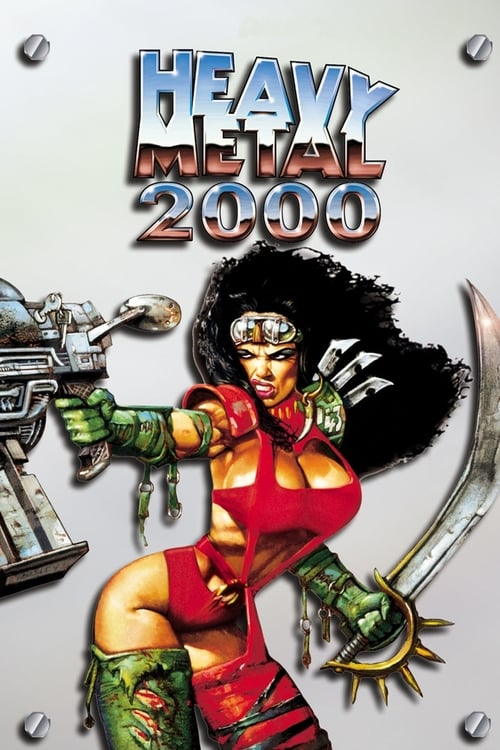 ★ Heavy Metal 2000 (2000) streaming vf