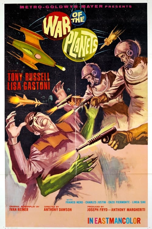 The War of the Planets (1966)