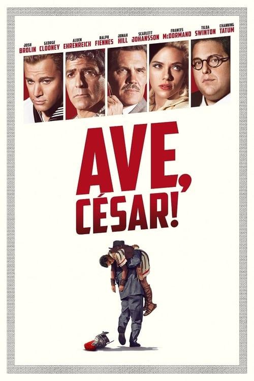 Assistir Ave, César!