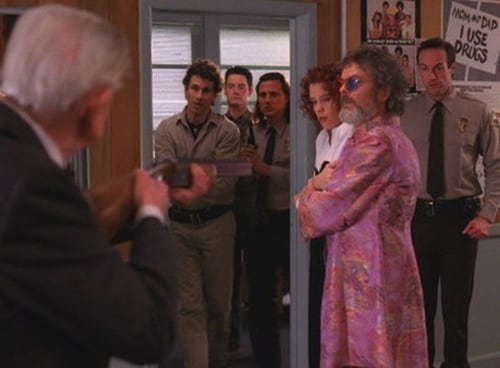 Twin Peaks - Season 2 - Episode 14: Double Play