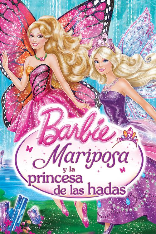 Imagen Barbie Mariposa y la Princesa de las Hadas