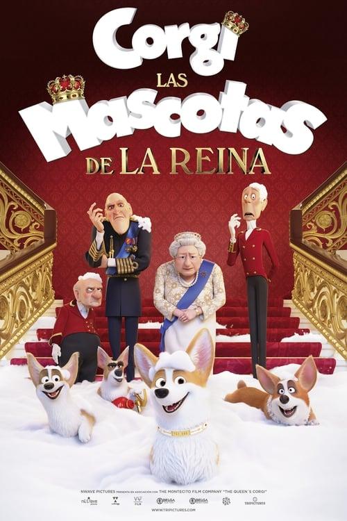 Mira La Película Corgi: Las mascotas de la reina En Buena Calidad