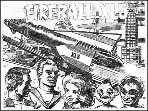 Fireball XL5: Season 1 – Episode Flying Zodiac