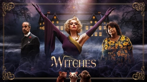 Roald Dahl's The Witches - They're real! - Azwaad Movie Database