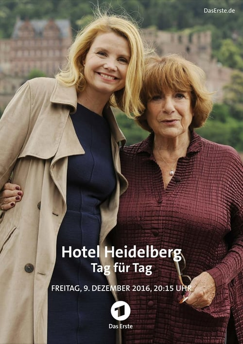 Ver pelicula Hotel Heidelberg - Tag für Tag Online