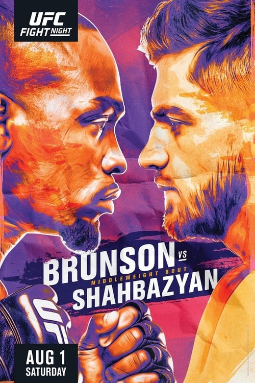 Image UFC Fight Night 175: Brunson vs Shahbazyan