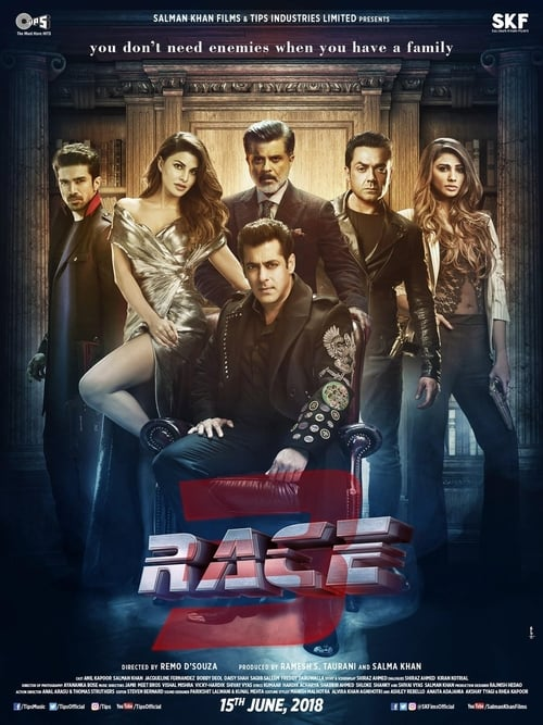 Race 3 trailer 2017 full movie