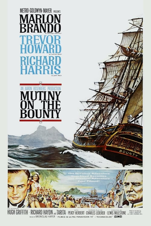 Streaming Mutiny on the Bounty (1962) Movie Free Online