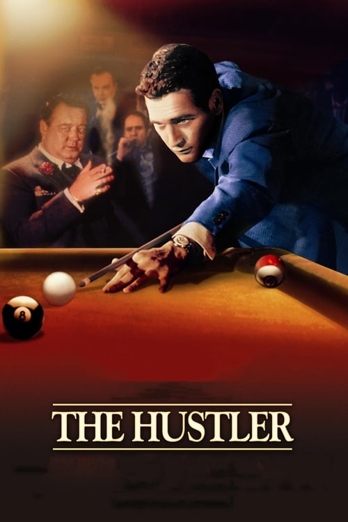Watch The Hustler (1961) Best Quality Movie